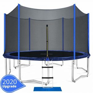 best trampoline for the money