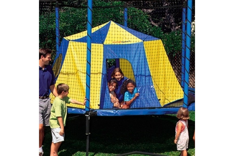 trampoline tents