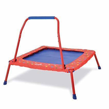 indoor trampoline for toddler