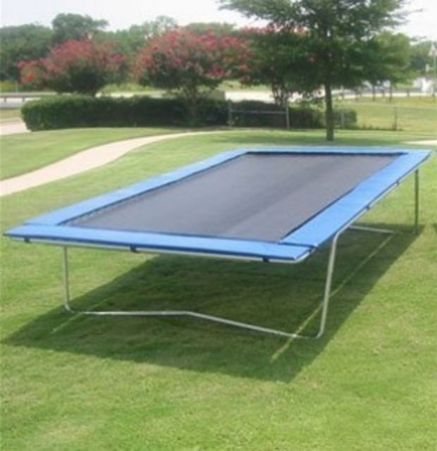 rectangle trampoline cheap