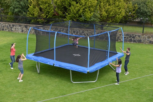 10 Best Square Trampolines 2020: Read Latest Reviews