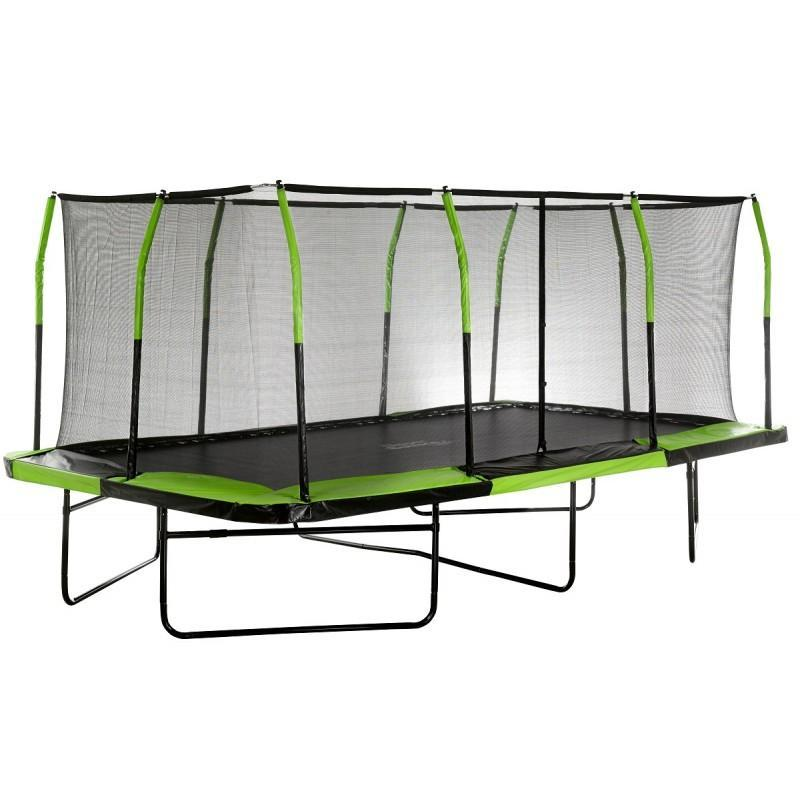 top rectangular trampoline