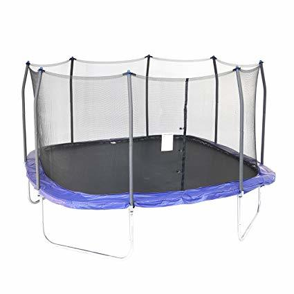 cheap square trampolines