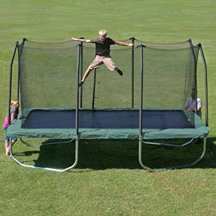 trampoline rectangle