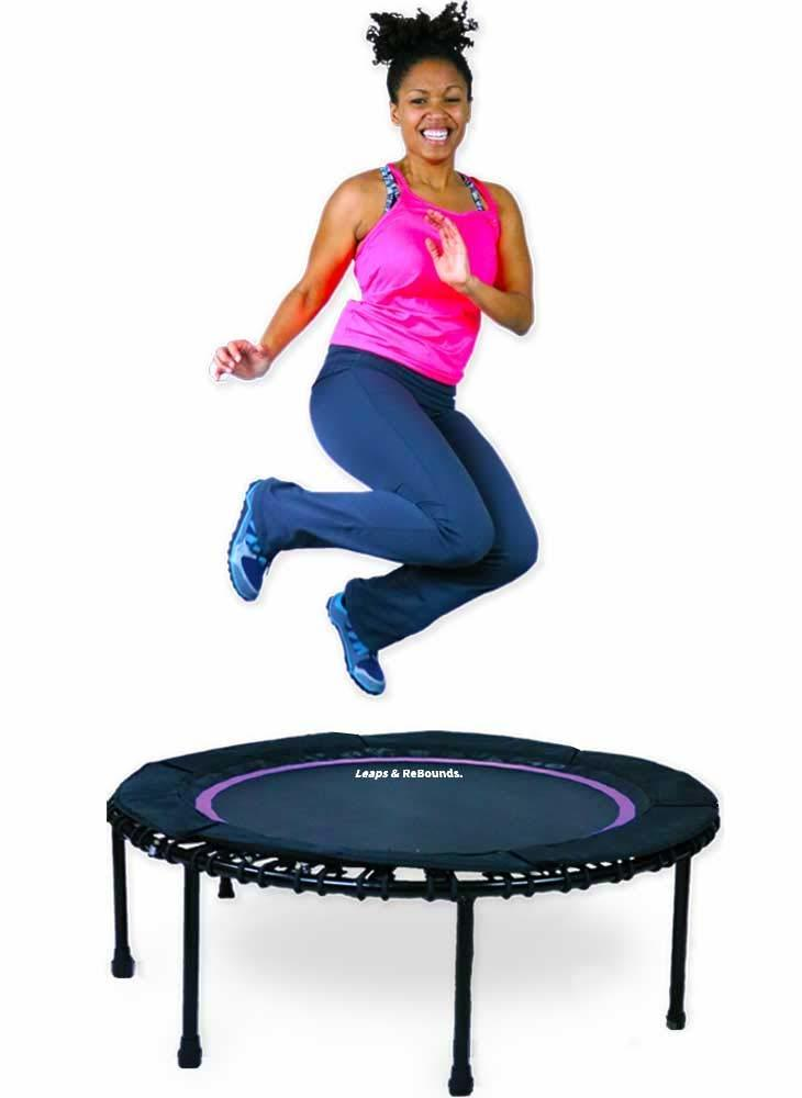 health benefits of rebounding