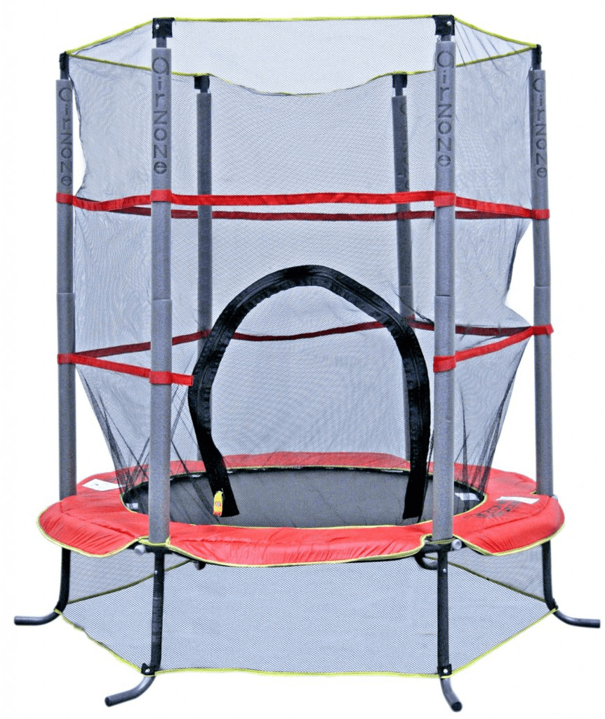 Airzone 55-Inch Trampoline Best Trampoline for Toddlers