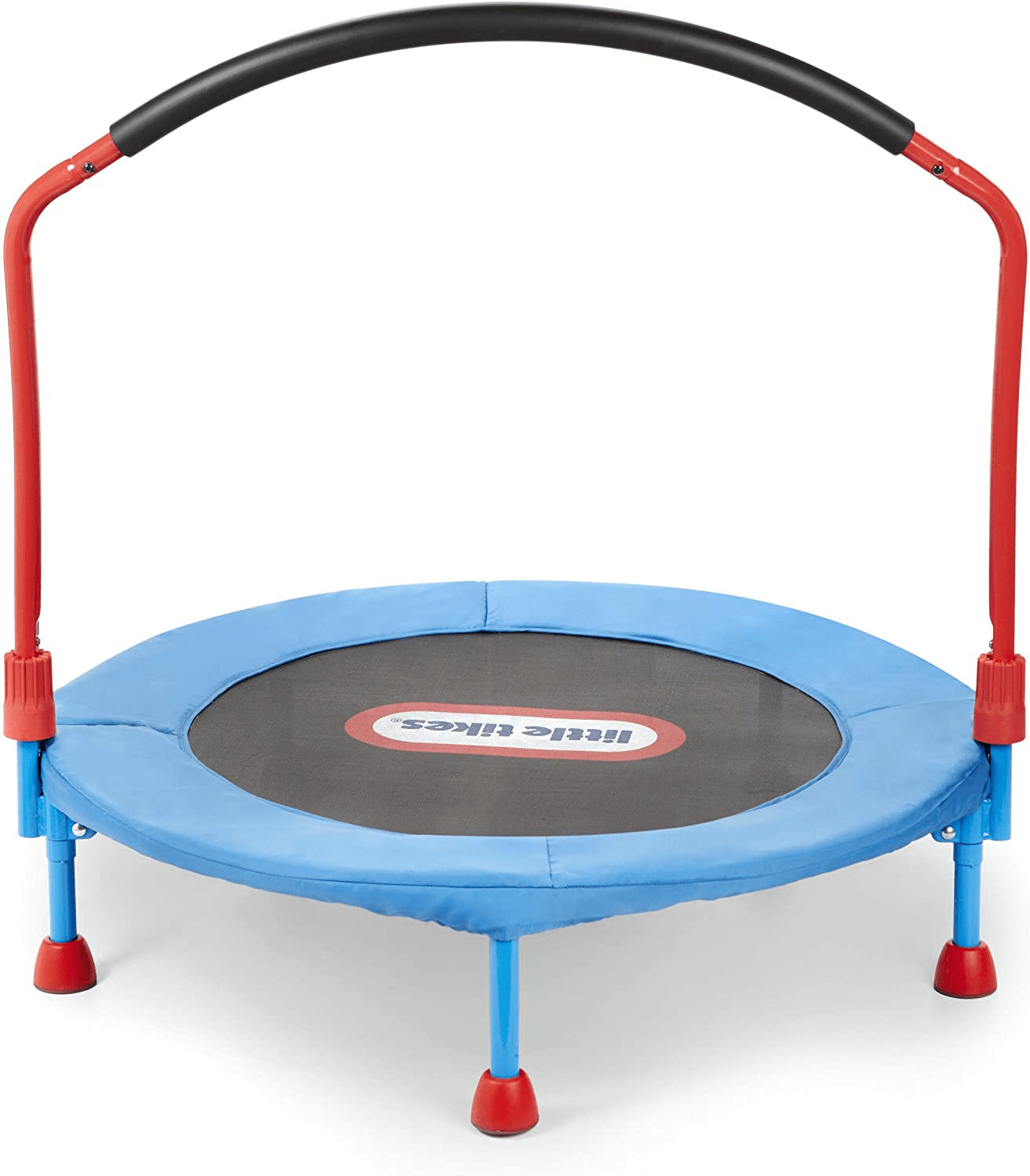 Little Tikes Easy Store 3' Trampoline Review
