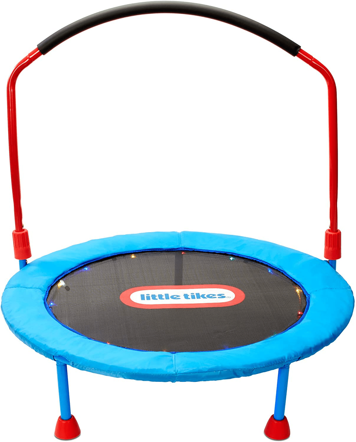 Little Tikes Light-Up 3-Foot Trampoline with Folding Handle Review